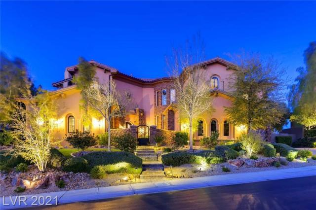 Property for sale at 18 BLOOMFIELD HILLS Drive, Henderson,  Nevada 89052