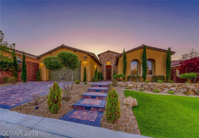 Property for sale at 35 Contrada Fiore Drive, Henderson,  Nevada 89011