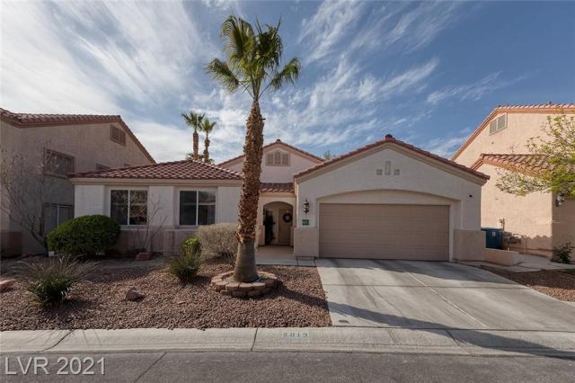 Property for sale at 8013 Nestled Vista Avenue, Las Vegas,  Nevada 89128
