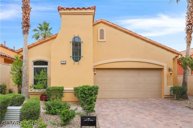 Property for sale at 20 Via Ravello, Henderson,  Nevada 89011