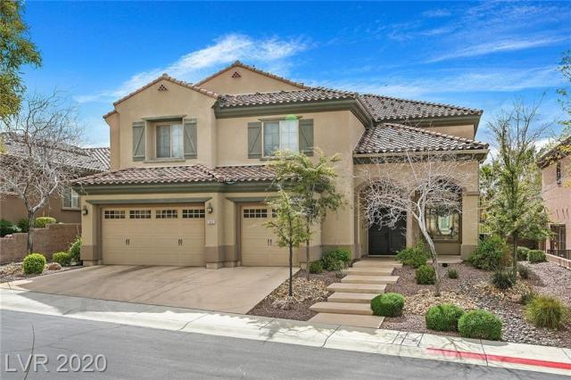 Property for sale at 2805 Sisteron, Henderson,  Nevada 89044