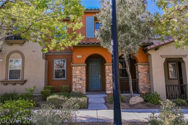 Property for sale at 2015 VIA FIRENZE, Henderson,  Nevada 89044