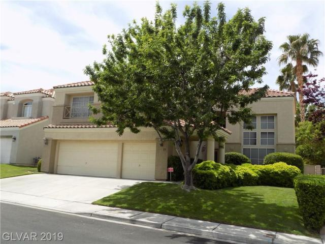 Property for sale at 25 Crown Valley Drive, Henderson,  Nevada 89074