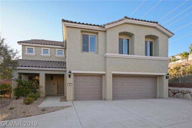 Property for sale at 89 Chesters Hill Court, Henderson,  Nevada 89002