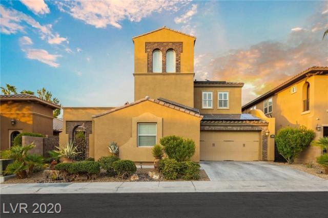 Property for sale at 472 Punto Vallata Drive, Henderson,  Nevada 89011