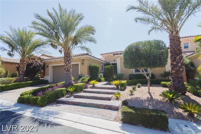 Property for sale at 37 CONTRADA FIORE Drive, Las Vegas,  Nevada 89011