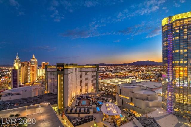 Property for sale at 3726 S Las Vegas Boulevard 2806, Las Vegas,  Nevada 89158