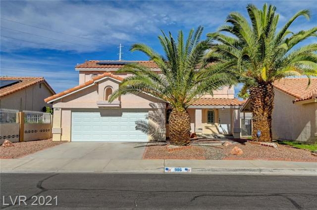 Property for sale at 986 Flapjack Drive, Henderson,  Nevada 89014