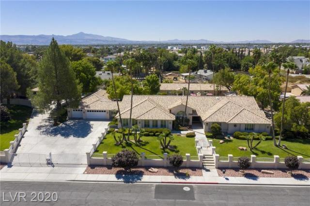Property for sale at 3747 E Quail Avenue, Las Vegas,  Nevada 89120