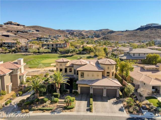 Property for sale at 482 Toucan Ridge Court, Henderson,  Nevada 89012