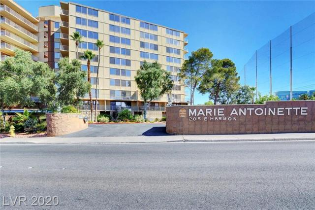 Property for sale at 205 Harmon Avenue 808, Las Vegas,  Nevada 89169