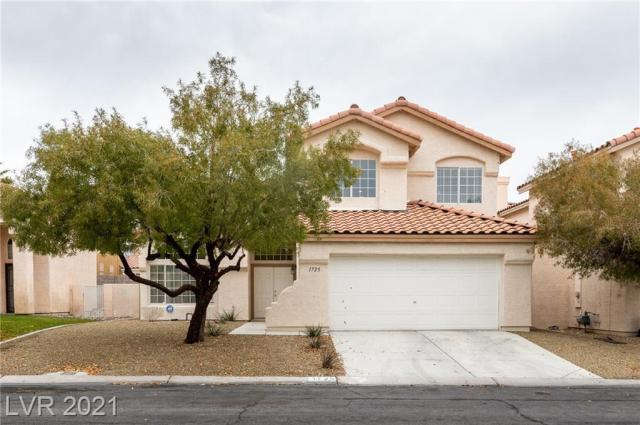 Property for sale at 1725 Mexican Poppy Street, Las Vegas,  Nevada 89128