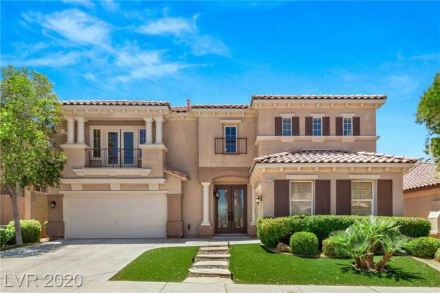 Property for sale at 2756 BOTTICELLI Drive, Henderson,  Nevada 89052