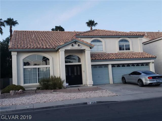 Property for sale at 2518 FURNACE CREEK Avenue, Henderson,  Nevada 89074