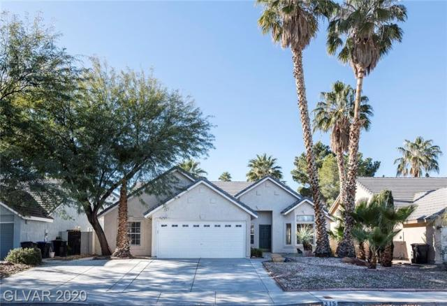 Property for sale at 315 Salinas Drive, Henderson,  Nevada 89014