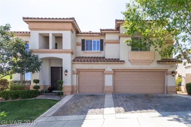 Property for sale at 1477 Via Savona Drive, Henderson,  Nevada 89052