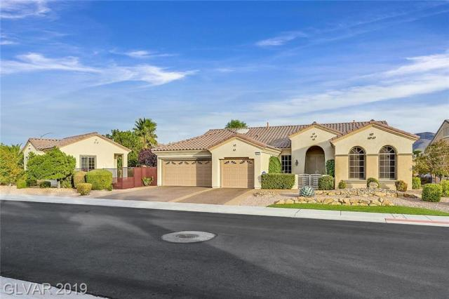 Property for sale at 2721 Olivia Heights Avenue, Henderson,  Nevada 89052