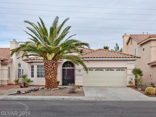 Property for sale at 1084 CORAL DESERT Drive, Las Vegas,  Nevada 89123