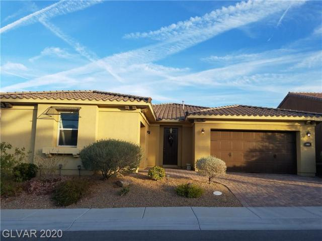 Property for sale at 960 RUE GRAND PARADIS Lane, Henderson,  Nevada 89011