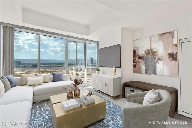 Property for sale at 4575 Dean Martin Drive Unit: 1404, Las Vegas,  Nevada 89103