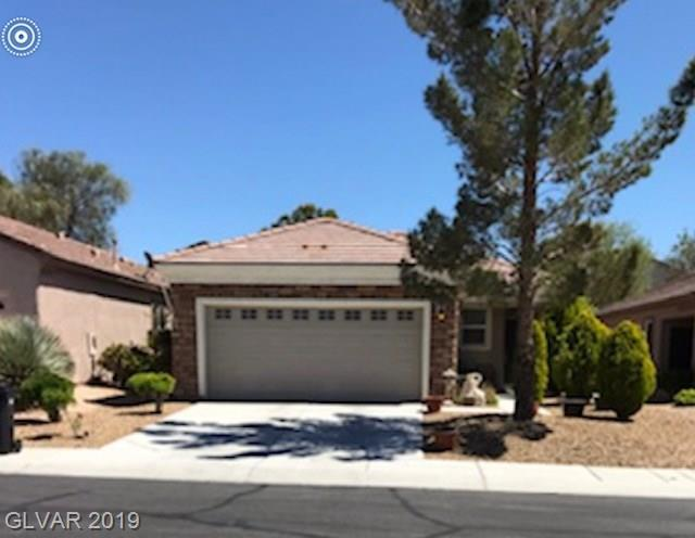 Property for sale at 2515 Evening Twilight Avenue, Henderson,  Nevada 89044