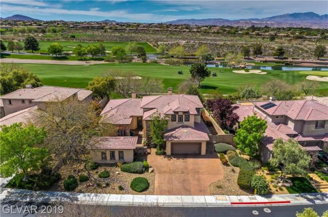 Property for sale at 11 Clear Crossing Trail, Henderson,  Nevada 89052