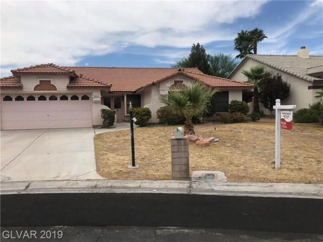 Property for sale at 5509 Excelsior Springs Lane, Las Vegas,  Nevada 89130