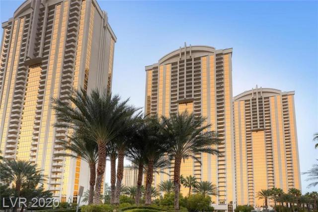 Property for sale at 125 E HARMON Avenue 2505, Las Vegas,  Nevada 89109