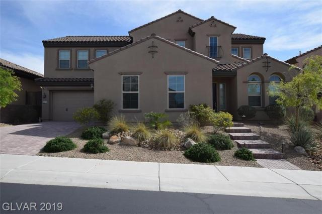 Property for sale at 2429 Chateau Napoleon Drive, Henderson,  Nevada 89044