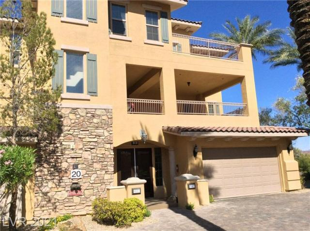 Property for sale at 20 Luce Del Sole 2, Henderson,  Nevada 89011