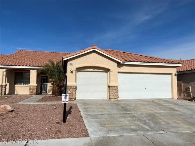 Property for sale at 7498 Crystal Clear Avenue, Las Vegas,  Nevada 89113