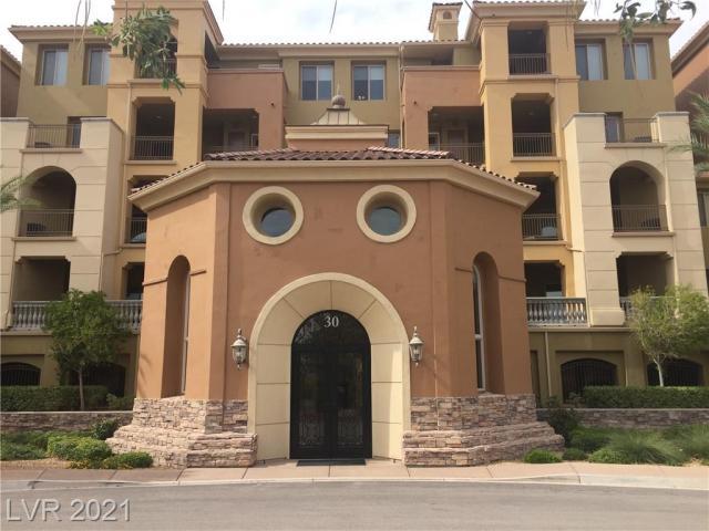 Property for sale at 30 VIA MANTOVA 106, Henderson,  Nevada 89011
