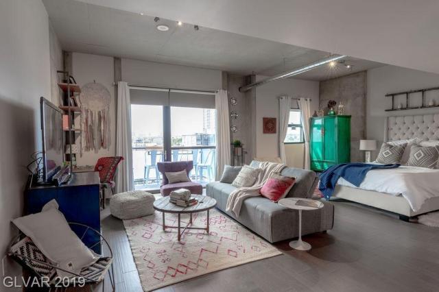 Property for sale at 353 Bonneville Avenue Unit: 555, Las Vegas,  Nevada 89101