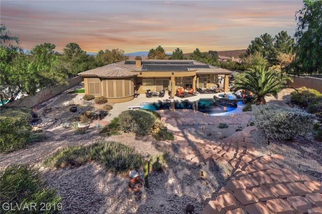 Property for sale at 7 Karsten Creek Court, Henderson,  Nevada 89052