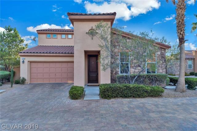 Property for sale at 1258 Casa Palermo Circle, Henderson,  Nevada 89011