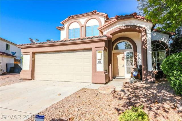 Property for sale at 998 Broken Reed Court, Henderson,  Nevada 89015