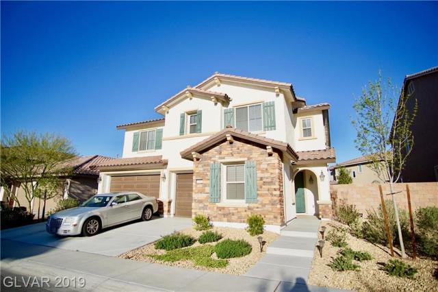 Property for sale at 1088 Via Della Costrella, Henderson,  Nevada 89011