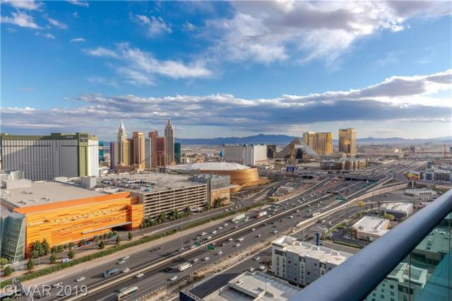 Property for sale at 4575 Dean Martin Drive Unit: 2501, Las Vegas,  Nevada 89103