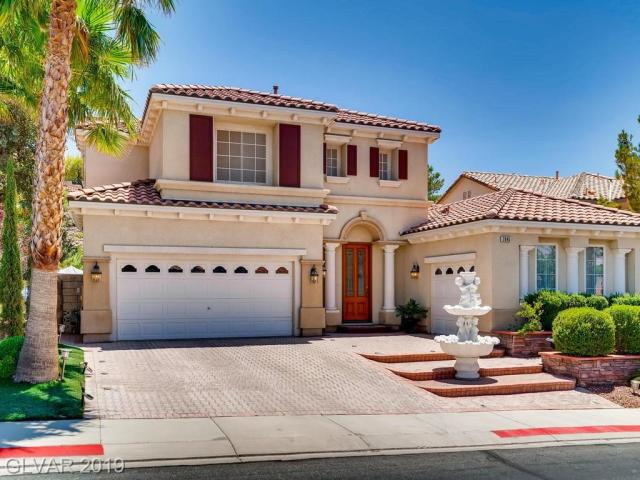 Property for sale at 2845 Bronzino Court, Henderson,  Nevada 89052