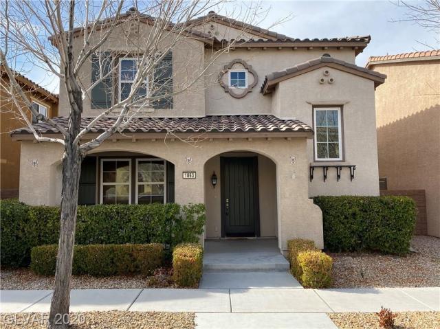Property for sale at 1863 Via Delle Arti, Henderson,  Nevada 89044