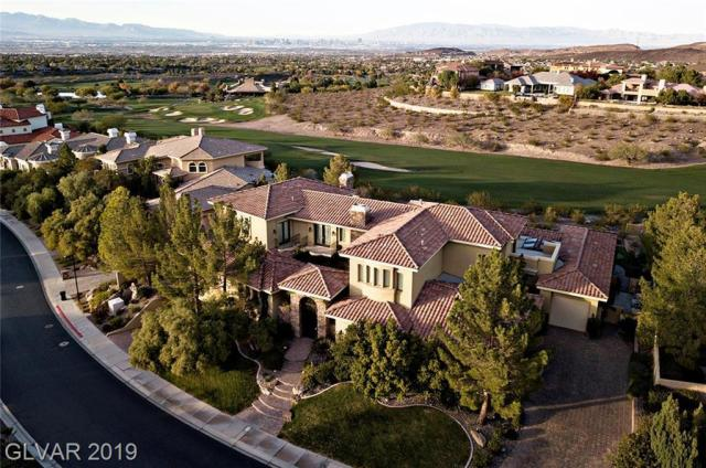 Property for sale at 10 Cedar Chase Drive, Henderson,  Nevada 89052