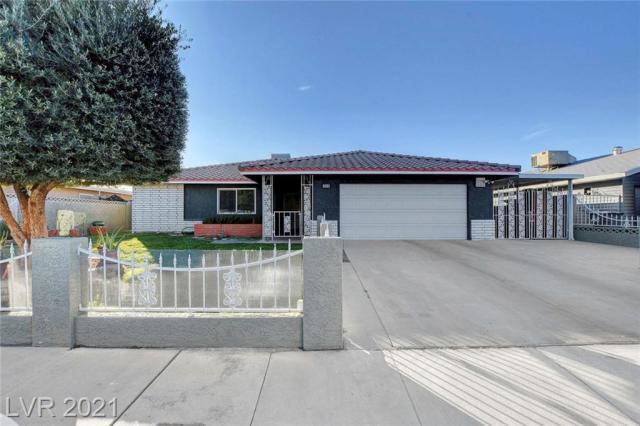 Property for sale at 1020 Alan Shepard Street, Las Vegas,  Nevada 89145