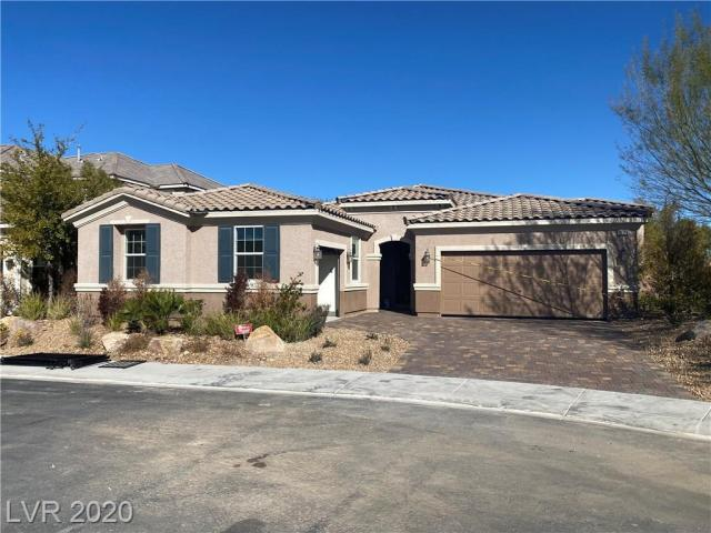 Property for sale at 3126 Biancavilla, Henderson,  Nevada 89044