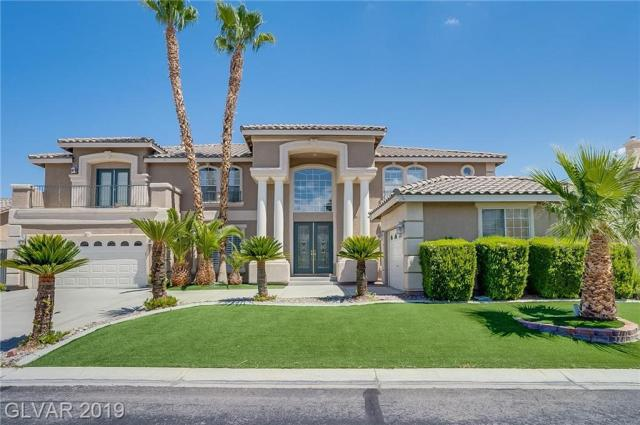 Property for sale at 1614 Waterford Falls Avenue, Las Vegas,  Nevada 89123