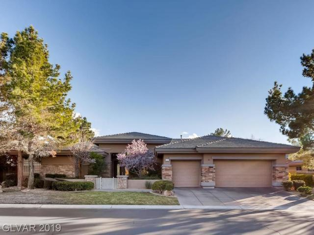 Property for sale at 19 Dry Brook Trail, Henderson,  Nevada 89052