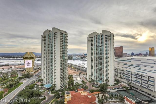 Property for sale at 2777 Paradise Road Unit: 2503, Las Vegas,  Nevada 89109