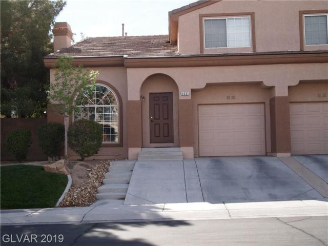 Property for sale at 1631 Box Step Drive, Henderson,  Nevada 89014