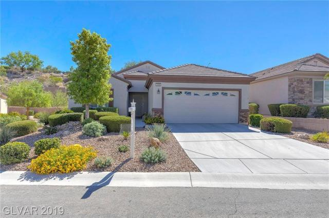 Property for sale at 2458 Meteor Stream Terrace, Henderson,  Nevada 89044
