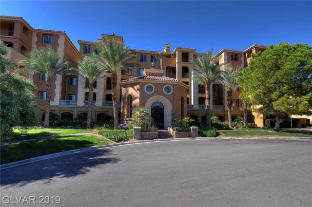 Property for sale at 20 VIA MANTOVA 110, Henderson,  Nevada 89011
