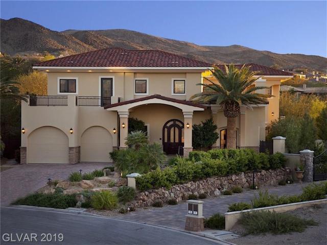 Property for sale at 7 Via Ravenna Court, Henderson,  Nevada 89011